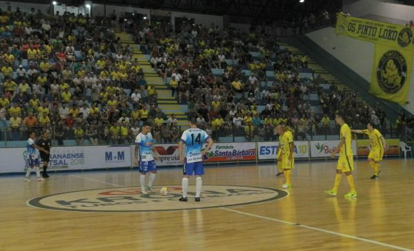 5038f6b5ede7f Olho na Bola - Futsal  NotíciasCopagril e Foz fazem clássico ...